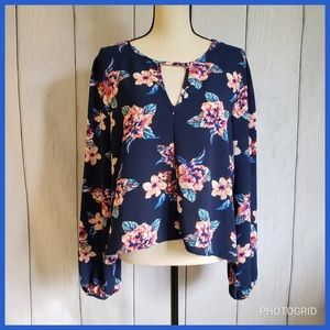 Mimi Chica Floral Top